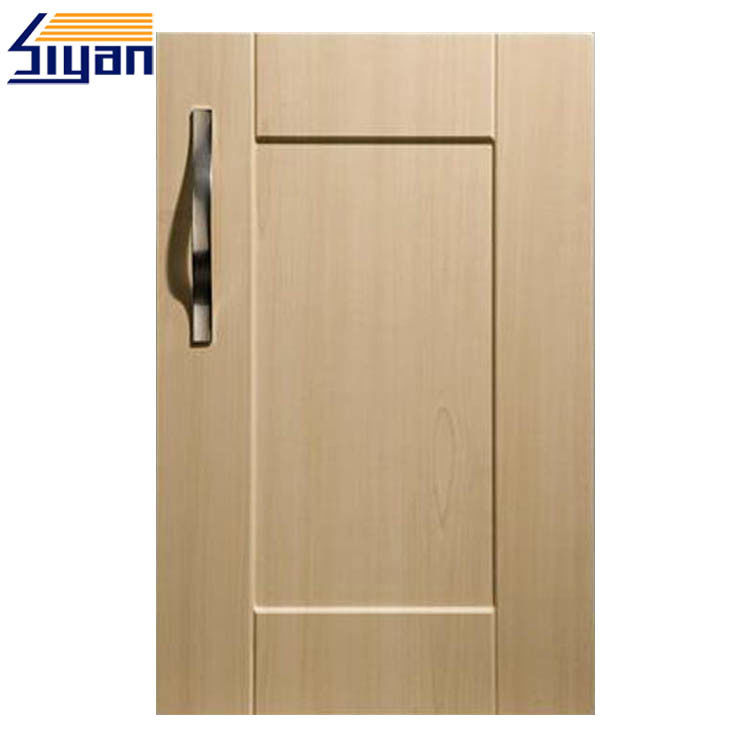 CNC Carved Fibrebord Replacement Kitchen Cupboard Doors Moistureproof